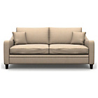 more details on Heart of House Newbury Large Fabric Sofa - Beige.