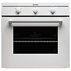 more details on Indesit FIM21KBWH Single Electric Oven - White.