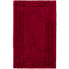 more details on Christy Medium Bath Mat - Raspberry.