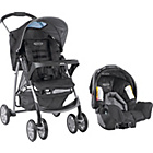 more details on Graco Mirage Pushchair Travel System - Black.