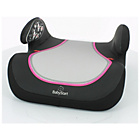 more details on BabyStart Dream Car Booster Seat - Pink.
