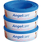 more details on Angelcare Refill Cassettes - 3 pack.