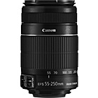 more details on Canon EF S 55