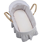 more details on Jersey Fitted Moses Basket Sheet - 2 Pack.