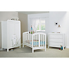 more details on Mamas & Papas Vico 3 Piece Nursery Furniture Set - White.