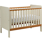 more details on Classic Two-Tone Cot - Pine.