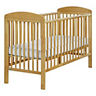 more details on Mamas & Papas Athena Cot and Changer Nursery Set - Natural.