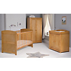 more details on Mamas & Papas Teo 3 Piece Nursery Set - Vintage Pine.