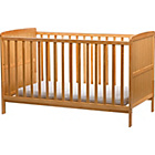 more details on BabyStart Cot Bed - Pine.