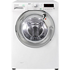 more details on Hoover DYN9144D2X 9KG 1400 Spin Washing Machine- Ins/Del/Rec
