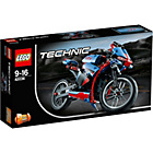 more details on LEGO® Street Motorcycle - 42036.
