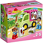 more details on LEGO® DUPLO® Ice Cream Truck - 10586.