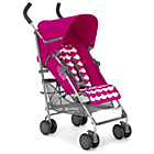 more details on Mamas and Papas Trek 2 Pushchair - Pink.