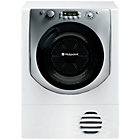 more details on Hotpoint AQC9BF7E Condensor Tumble Dryer - White.