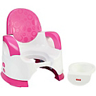 more details on Fisher-Price Custom Comfort Potty - Pink.