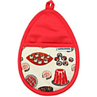 more details on Good Housekeeping Luscious Cakes Pot Holder - Red.