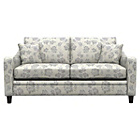 more details on Heart of House Newbury Fabric Floral Sofa Bed - Grey.
