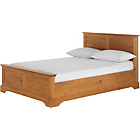 more details on Heart of House Lambourne Kingsize Bed Frame - Solid Pine.