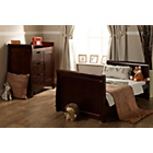 more details on Obaby Lincoln 2 Piece Nursery Furniture Set - Walnut.