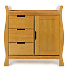 more details on Obaby Lincoln Changing Unit - Country Pine.