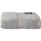 more details on Christy Supreme Hygro Guest Towel - Silver.