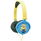 more details on Lexibook Despicable Me Stereo Headphones.