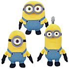 more details on Minions Soft Toy Plush Buddies - Assorted.