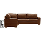 more details on Heart of House Eton Left Hand Corner Sofa Group - Tan.