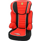 more details on Ferrari Befix SP Corsa Group 2-3 Car Seat.