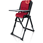 more details on Concord Spin Highchair - Lava Red.