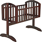 more details on Obaby Sophie Swinging Crib - Walnut.