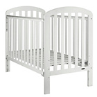 more details on Obaby Lily Cot - White.
