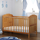 more details on Obaby Beverley Cot Bed - Country Pine.