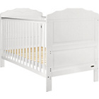 more details on Obaby Beverley Cot Bed - White.