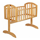 more details on Obaby Sophie Swinging Crib Natural.