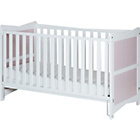 more details on Saplings Kitty Cot Bed - Pink & White.