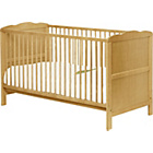 more details on Saplings Kirsty Cot Bed - Natural.