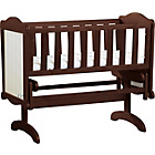 more details on Saplings Gracie Crib - Walnut/White.