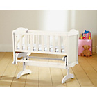 more details on Saplings Gracie Crib - White.
