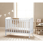 more details on Saplings Kerry Cot - White.