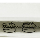 more details on Saplings Cool Flow Cot Mattress - 140 x 70cm.