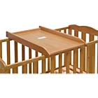 more details on Saplings Cot Top Changer - Country Pine.