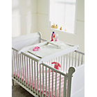 more details on Saplings Cot Top Changer - White.