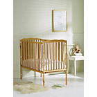 more details on Saplings Jessica Cot - Country Pine.