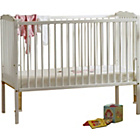 more details on Saplings Jessica Cot - White.