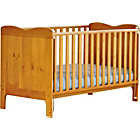 more details on Saplings Stephanie Cot Bed - Country Pine.