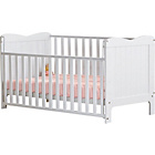 more details on Saplings Stephanie Cot Bed - White.