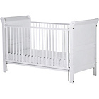 more details on Saplings Victoria Cot Bed - White.