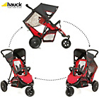 more details on Hauck Freerider Tandem Pushchair - Red.