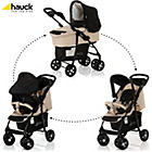 more details on Hauck Shopper Trioset Pushchair - Almond Caviar.